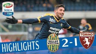 Verona - Torino 2-1 - Highlights - Giornata 26 - Serie A TIM 2017/18 streaming