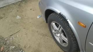 Honda Avancier осмотр еще одной машины и опять мимо.