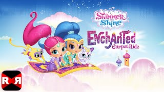 Shimmer and Shine: Enchanted Carpet Ride Game (By Nickelodeon) - iOS - Gameplay Video