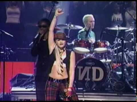 No Doubt - Hey Baby (Super Bowl Bash, 2002)