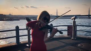 Mahmut Orhan & Colonel Bagshot - 6 Days (Official Video)[Ultra Music]-Violin Cover By Tiko Barabadze Video