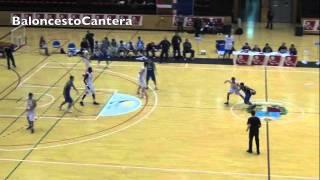 U18M - ESPAÑA-ITALIA - Vídeo 1º - FINAL Torneo Junior Barakaldo (BaloncestoCantera)