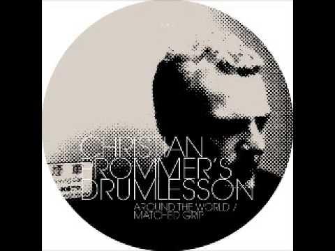 Christian Prommer's Drumlesson -- Around The World / Match - SAmpler