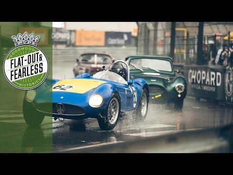 Monaco Historic 1952-'57 sportscars race highlights 2018