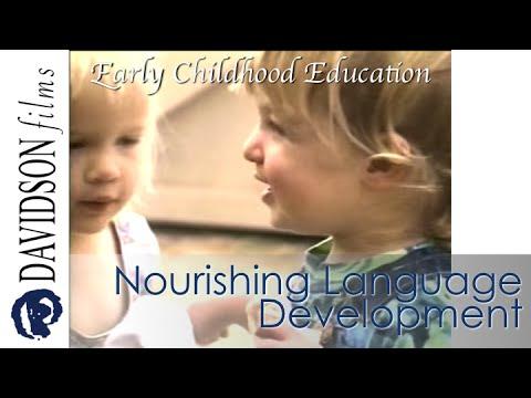 Nourishing Language Development in Early Childhood (Davidson Films, Inc.)