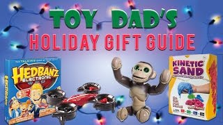 HOLIDAY GIFT GUIDE: TOY EDITION! | Toy Dad | Millennial Dads