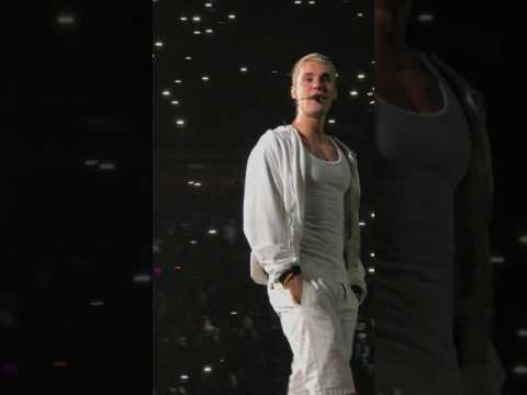 Justin Bieber | Life is worth living | Purpose Tour | *supplied by fans