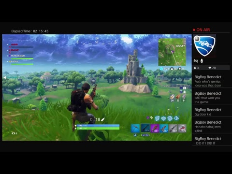 Fortnite. Noobs on the loose