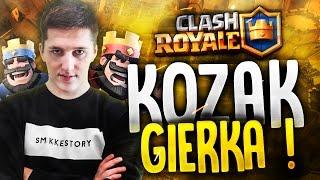 "Clash Royale #1 ""Kozak gierka !"""
