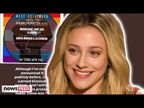 Lili Reinhart Comes Out As Bi-Sexual