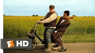 Mr. Bean's Holiday (5/10) Movie CLIP - Stealing the Scooter (2007) HD