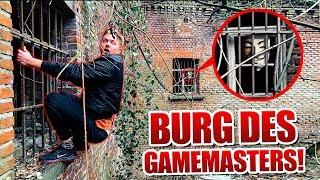 Wir befreien Cengiz aus der BURG des GAMEMASTERS!