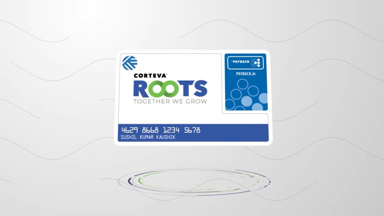 Roots card