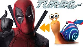 """Turbo"" Voice Actors and Characters"