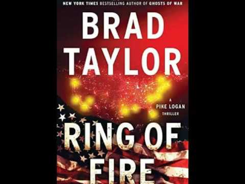 "Brad Taylor author ""Ring of Fire, A Pike Logan Thriller"" on ""Book Talk"""