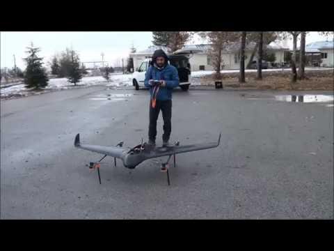 #1 Skywalker X8 Tiltrotor VTOL Maiden Flight