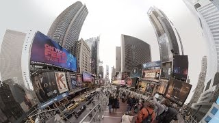 The Invisible Networks Powering New York City (360 Video)