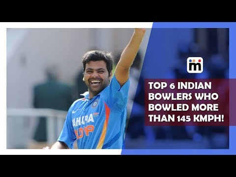 Top 6 Indian Bowlers who bowled more than 145 kmph! | Mijaaj Sports News