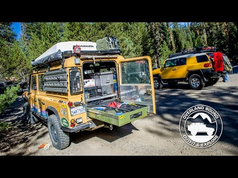 Overland Bound Off the Grid Rally Event - Part 1