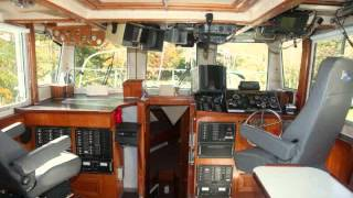 11396cr Fiberglass Fisheries-Survey-Research Boat For Sale