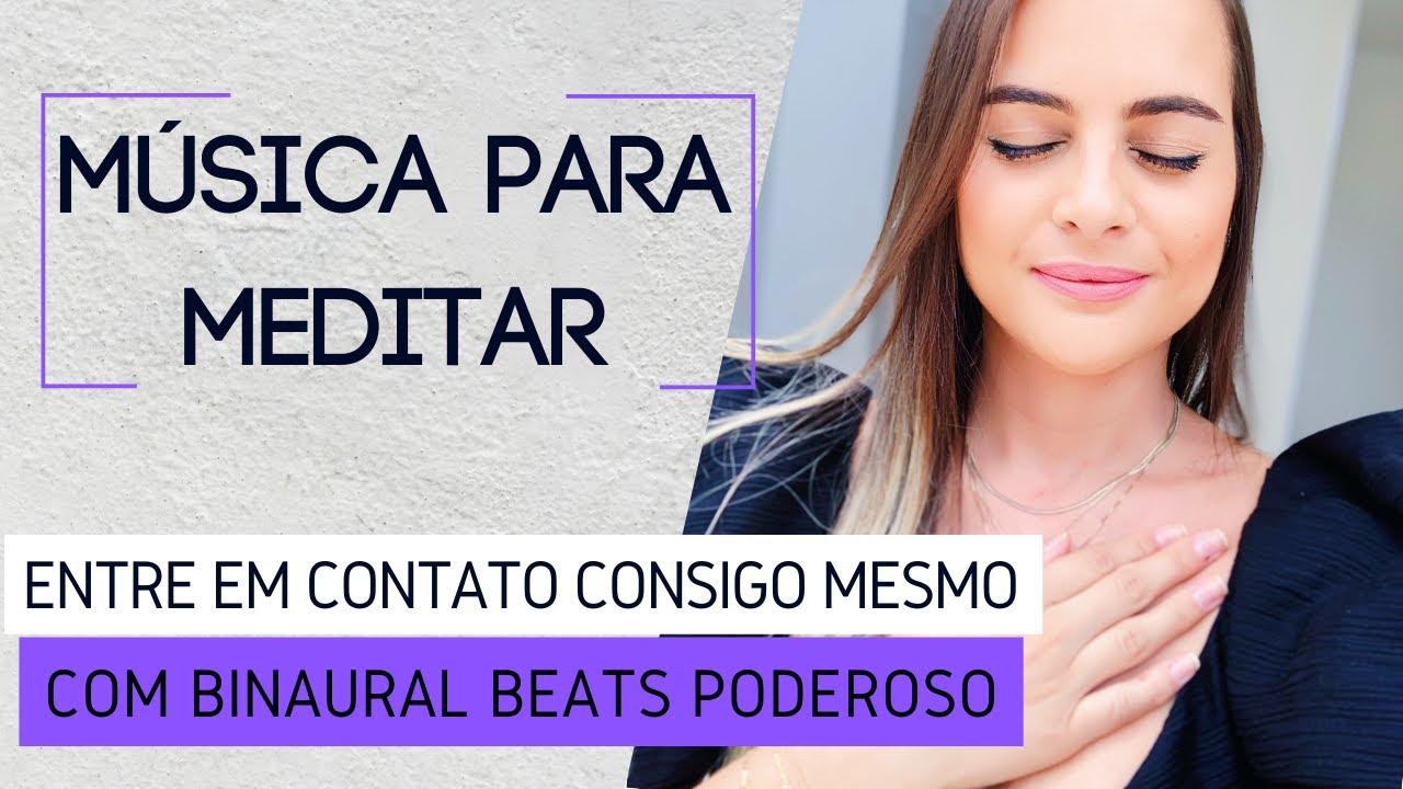 Música Para Meditar C Binaural Beats De Meditação Profunda Youtube