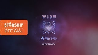 [Preview] 우주소녀 (WJSN) - [As You Wish]