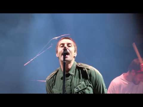 Liam Gallagher - Tall ship races music festival, Turku 21.7.2017