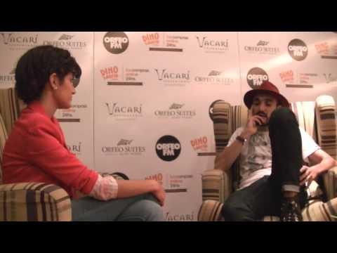 Entrevista a Abel Pintos - Interview