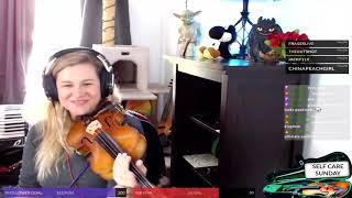 Hallelujah ON THE VIOLIN - Phunk Phiddler