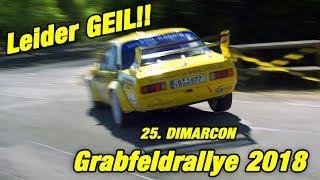 Best of  25. Dimarcon Grabfeldrallye 2018 - by Rallyeszene.de