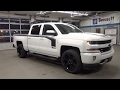 2017 CHEVROLET SILVERADO 1500 CREW RALLY SPORT | Bennett GM | New Car Dealer