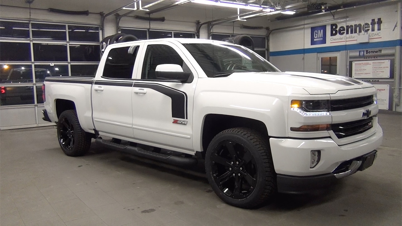 2015 Chevy Silverado Rally Edition Specs >> 2017 Chevrolet Silverado Special Edition Rally 2 Youtube | Autos Post
