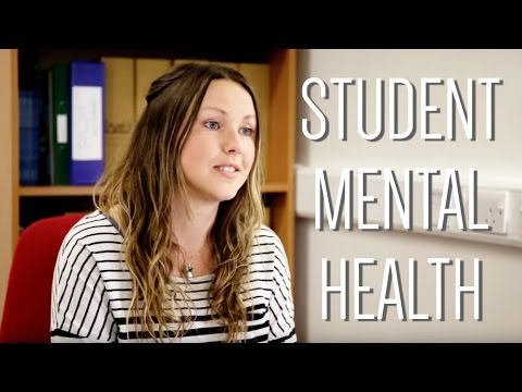 Mental health services at university