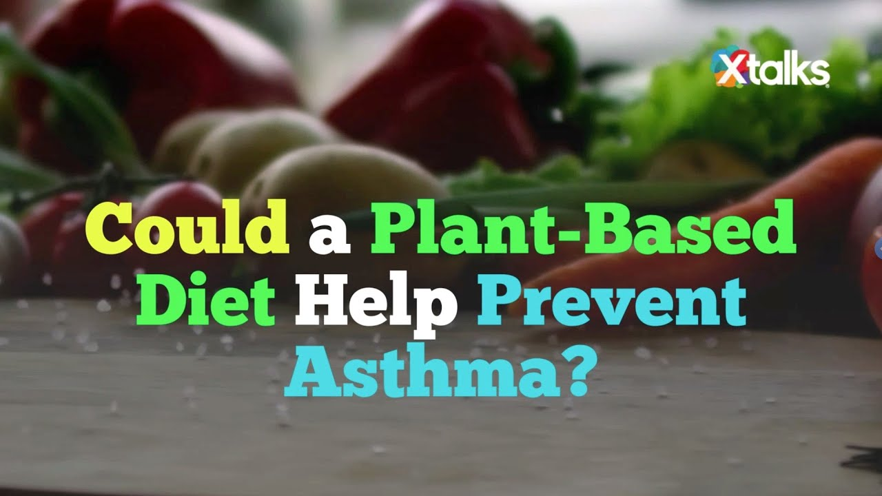 reverse asthma with a vegan diet