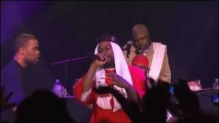 Wu Tang Clan - 4th chamber (live)