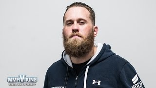 Nick Barno Talks MMA Galla 2 KO