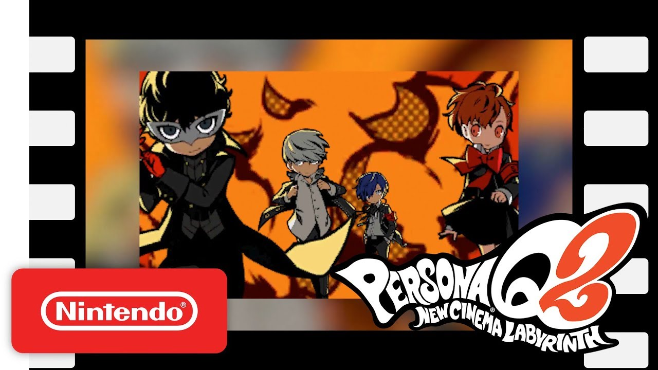Review: Persona Q2: New Cinema Labyrinth is the end of the 3DS, roll