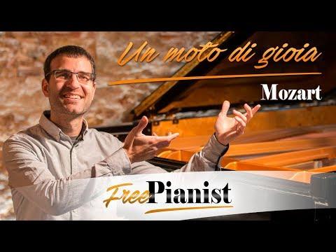 Un moto di gioia - KARAOKE / PIANO ACCOMPANIMENT - Le nozze di Figaro - Mozart