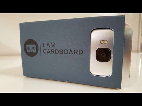 Google Cardboard : Cosa è, come funziona.