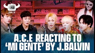 "A.C.E ""Mi Gente"" MV Reaction"