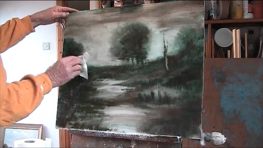 Paint Oil With Linseed
