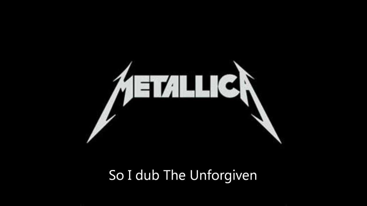 "Metallica - ""The Unforgiven"" Lyrics (HD) - YouTube"