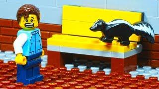 Lego City Skunk Attack