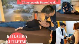 Chiropractic En Yeni 2021   Kıtlatma   Kütletme   Çıtlatma   Bone CRACK Sound