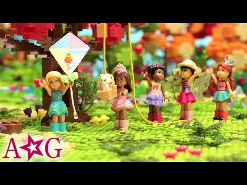Garden ReTREEt | WellieWishers Mega Construx | American Girl