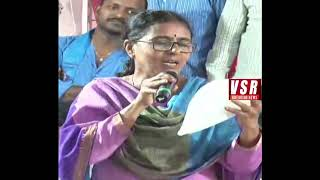 ఆర్టీసీ కార్మికులపైన విమలక్క పాట వినండి | Vimalakka Song On Rtc Employees
