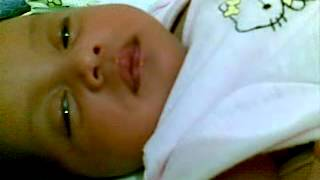 Bayi ajaib Tidur ngorok