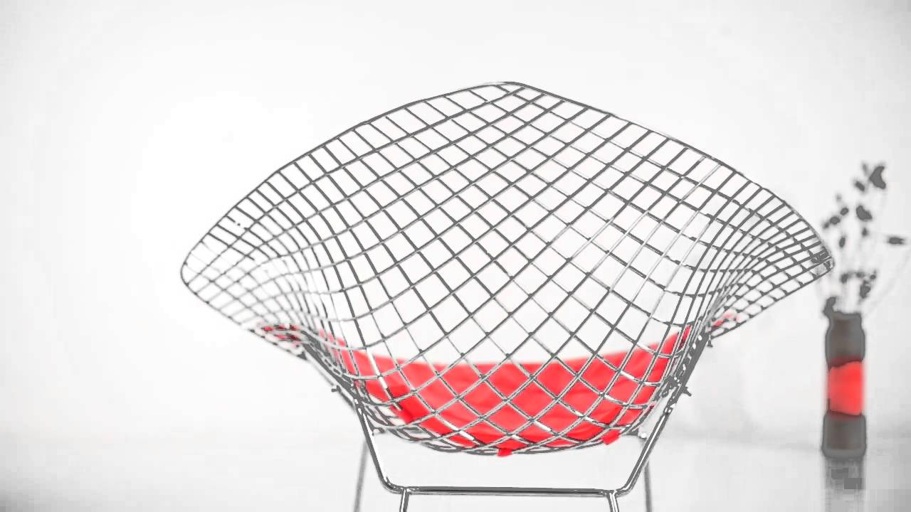 Bertoia Diamond Lounge Chair Replica