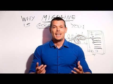Why Migraine Headache is good for you: Better than to cure migraine