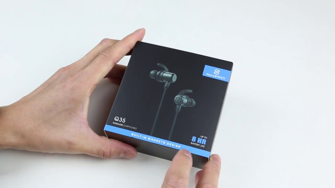 The All New SoundPEATS Q35 is Here! - VidVui